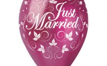 Balon-Upravo venčani
