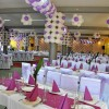 Dekoracija restorana link balonima