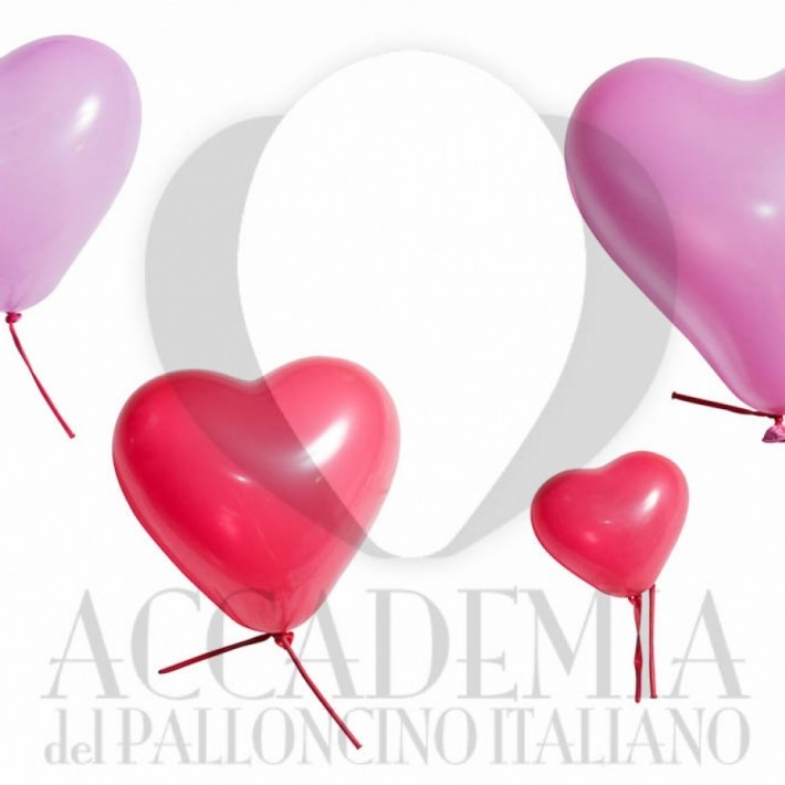 latex srca baloni