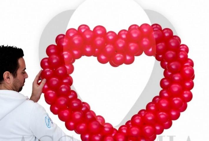 srce od balona
