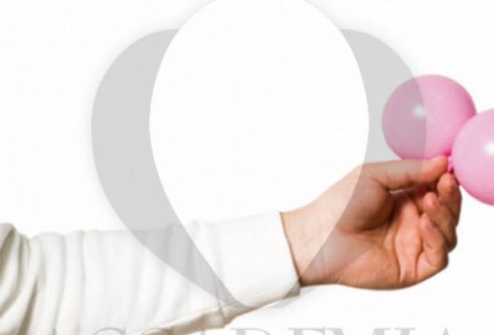 roze baloni