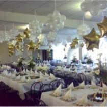 Dekoracije plafona balonima
